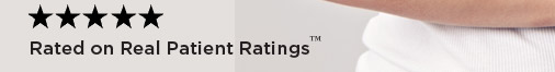 five star patient rating on Real Patient Ratings