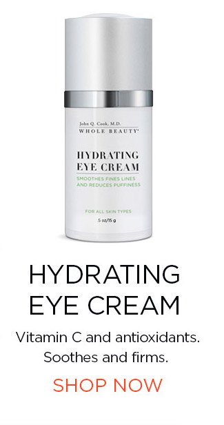 Hydrating Eye Cream. SHOP NOW