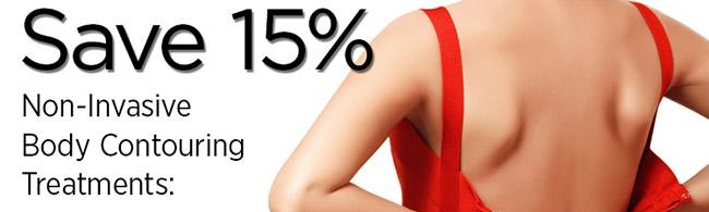 Save 15 percent on non-invasive body contouring treatment